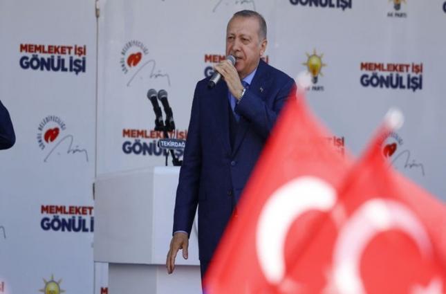 Cumhurbaşkanı Erdoğan'dan Tekirdağ'da önemli mesajlar
