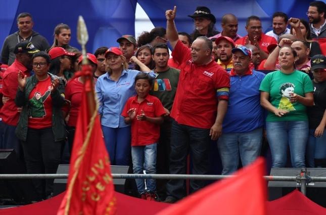 Venezuela'da gösteriler devam ediyor