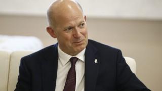 İngiltere'nin Ankara Büyükelçisi Chilcott'tan 18 Mart mesajı
